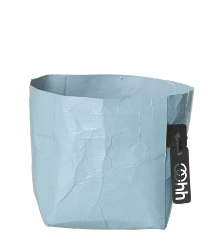 OOHH basket FLORENCE, ice blue, 11 cm